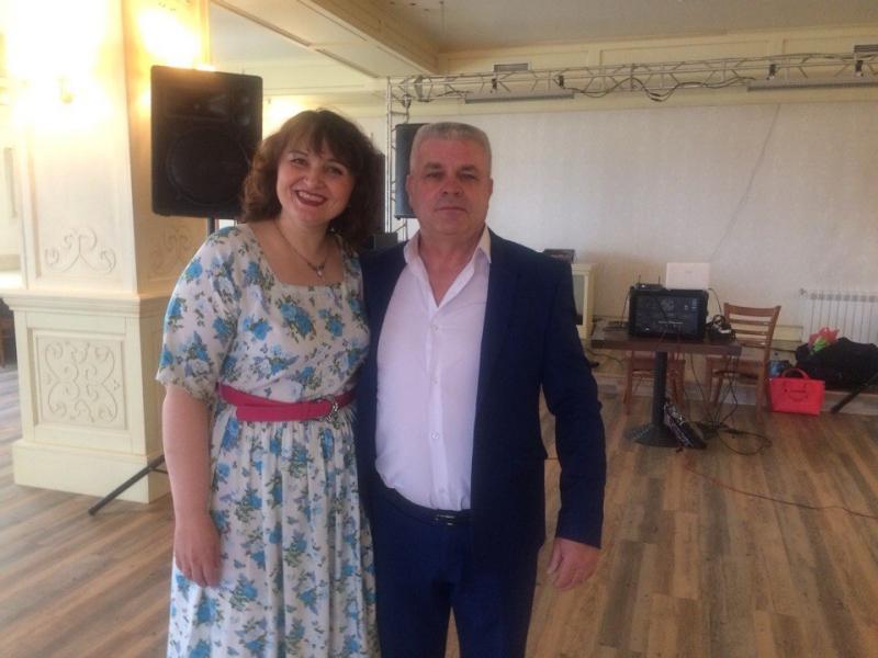 Елена и Илья Шеремет