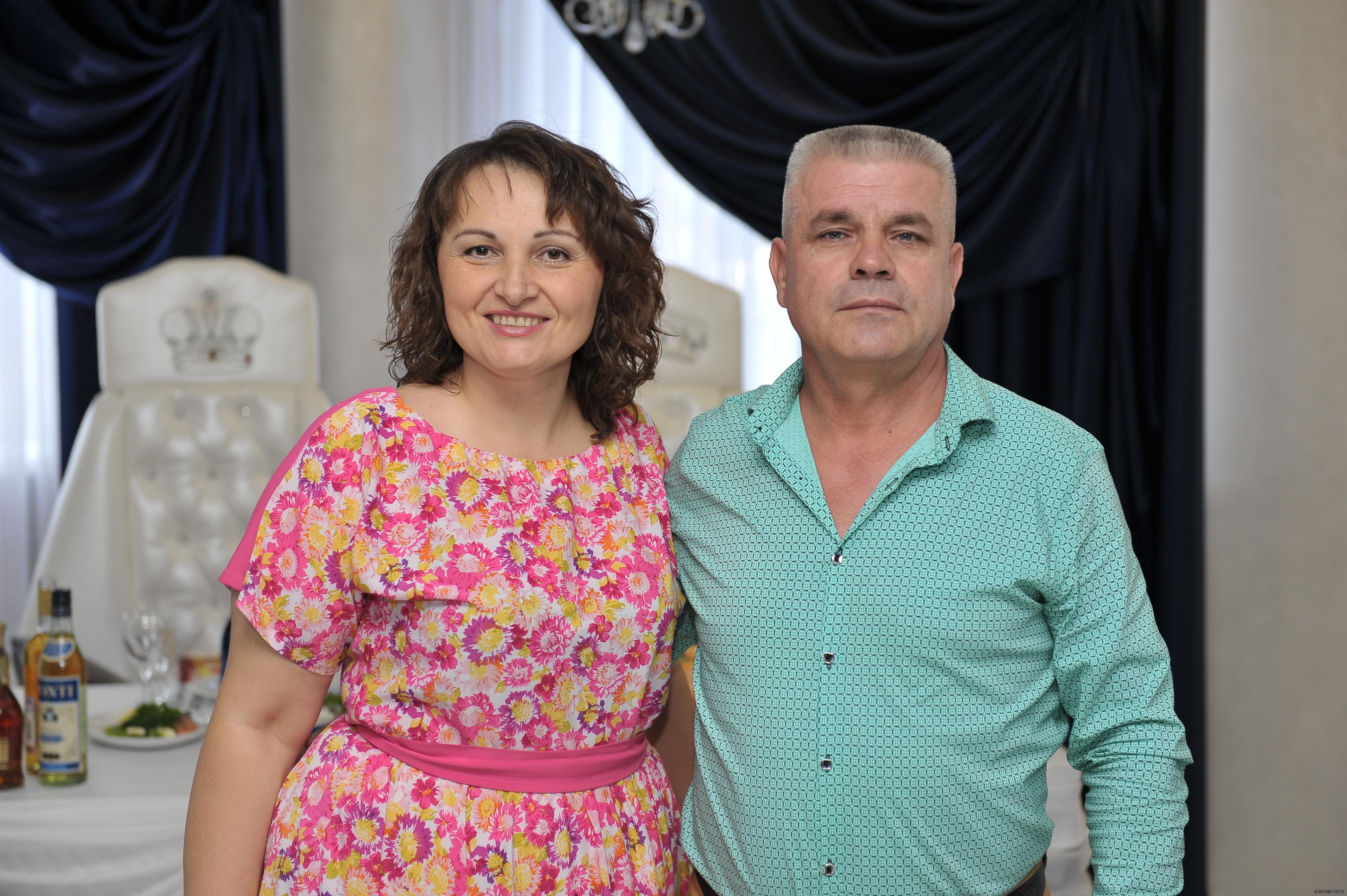 Елена и Илья Шеремет Тамада и Певец
