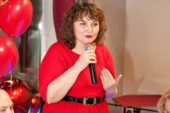 Елена Шеремет. Лучшая ведущая
