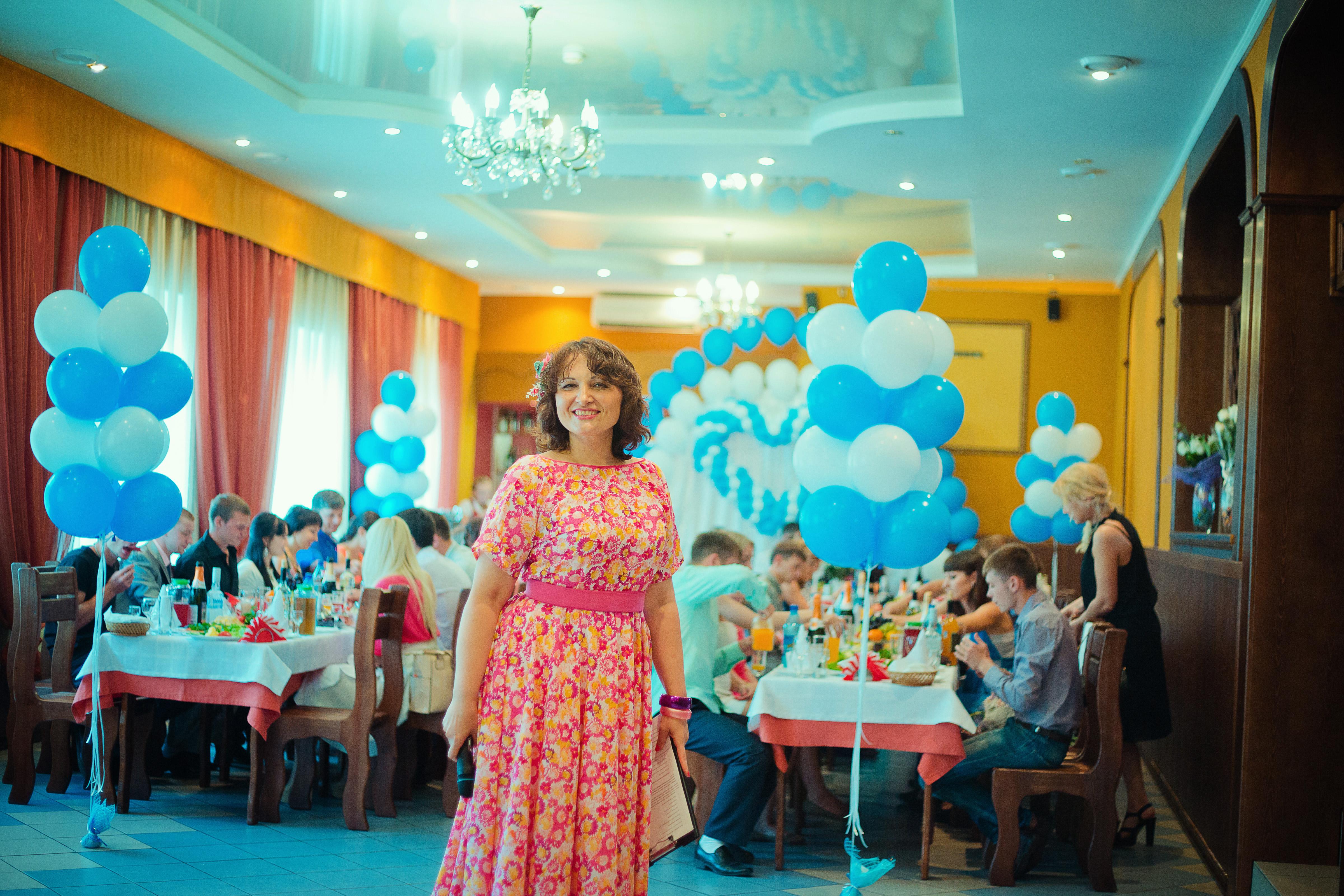 Елена Шеремет - тамада, ведущая