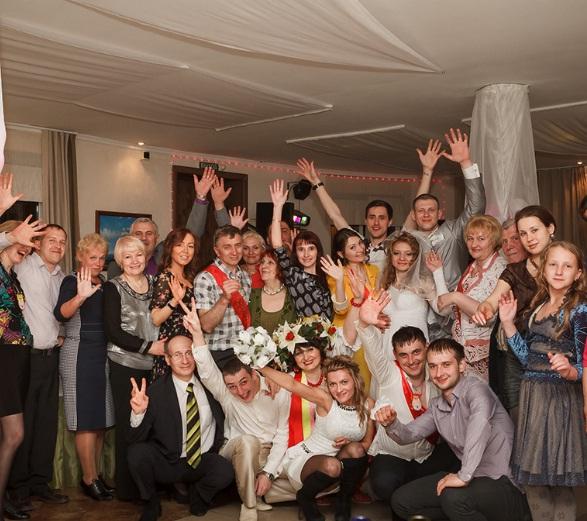 Свадебные ведущие в Красноярске