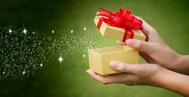 новый год, подарки